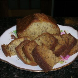 Lower fat banana bread