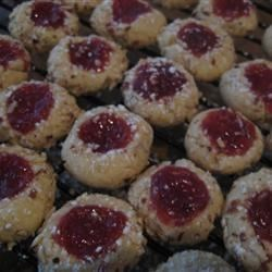 Austrian Jam Cookies Recipe