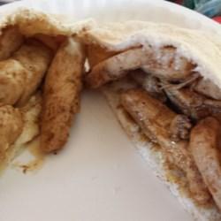 Chicken Shawarmas Recipe