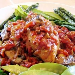 Lime Picante Chicken
