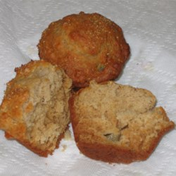 Pear-a-dise Muffins Recipe