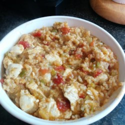 Chicken Jambalaya I Recipe