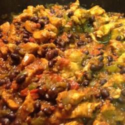 Tex Mex Stir Fry Recipe