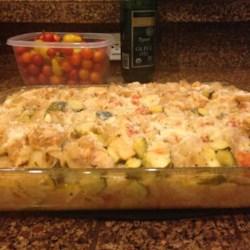 Zucchini Pasta Bake Recipe