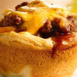 Grands!(R) Cheesy BBQ Cups