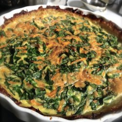 Shredded Potato Quiche Recipe