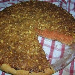 Photo of Carrot Pecan Crunch Pie by Mary Wood
