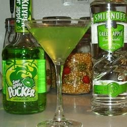 Pixie Dust Puckertini