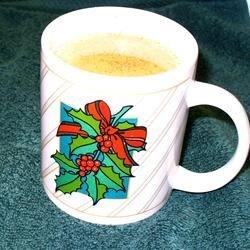 White-Hot Hot Chocolate