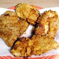 Firecracker Fried Chicken