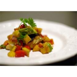 Photo of Mango Papaya Salsa by AMAYABESOLD