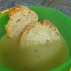 Potato-Leek Soup Recipe