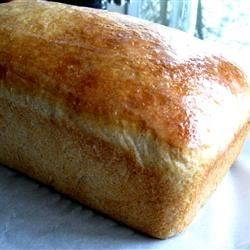 Buttermilk Wheat Bread