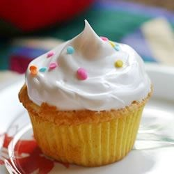 Angel food cupcakes recipe allrecipes angel food cupcakes forumfinder Images