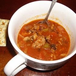 Pizza Soup I Recipe