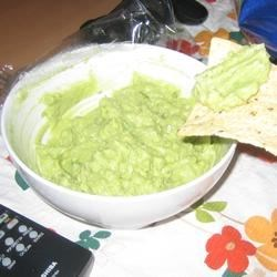 My first Guacamole