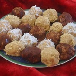Photo of Easy and Fun Peanut Butter Balls by MARBALET