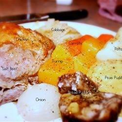 Newfoundland Jigg's Dinner |