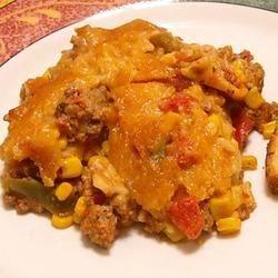 Photo of Corn 'n' Beef Pasta Bake by Nancy  Adams