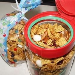 Cinnamon-Apple Chex(R) Mix