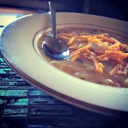 Simply Mashed Potato Soup Recipe