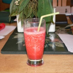Lemon Berry Slushy Recipe