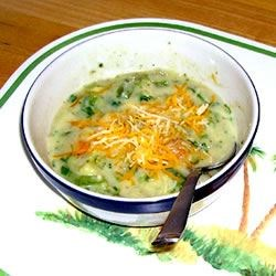 Vegetable Chowder A La Tony