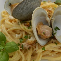 Spaghetti with Clam Sauce  Recipe