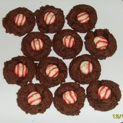Chocolate Peppermint Balls Recipe