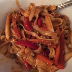Shanghai Noodle Salad Recipe