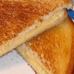 Mike's Favorite Grilled Cheese
