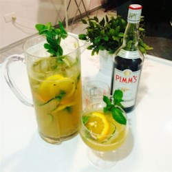Rob and Becky's Pimm's(TM) Lemonade
