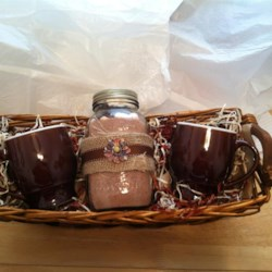 Hot Cocoa Mix in a Jar Recipe