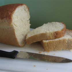 Grandma VanDoren's White Bread Recipe