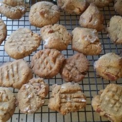 Peanut Butter Bacon Cookies Recipe