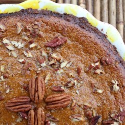Pecan Pumpkin Pie II Recipe