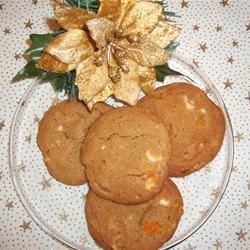 Image of Apricot And White Chip Cookies With Almonds, AllRecipes