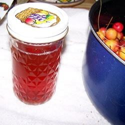 Mary Wynne's Crabapple Jelly Recipe