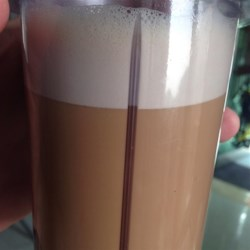 Coconut Oil Coffee Recipe