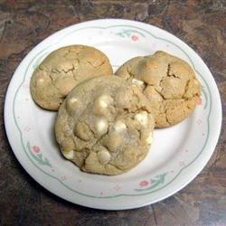 White Chocolate Macadamia Nut Cookies II