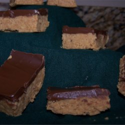 Chocolate Peanut Butter Bars IV