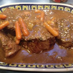 Erica's Delicious Slow Cooker Beef Roast Recipe