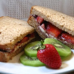 Berry Good Sandwich Recipe