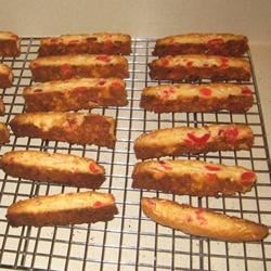 Image of Almond Cherry Biscotti, AllRecipes