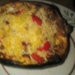 Autumn Stuffed Acorn Squash Recipe