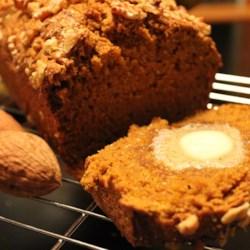 Double Pumpkin-Beer Bread Recipe