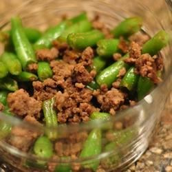 Green Bean Okazu Recipe