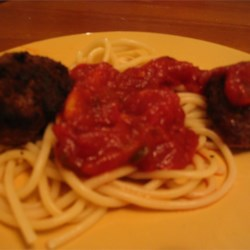Mom's Best Spaghetti Sauce Recipe