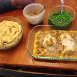Kristin's Creamy Chicken Breasts Recipe