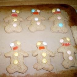 Storybook Gingerbread Men